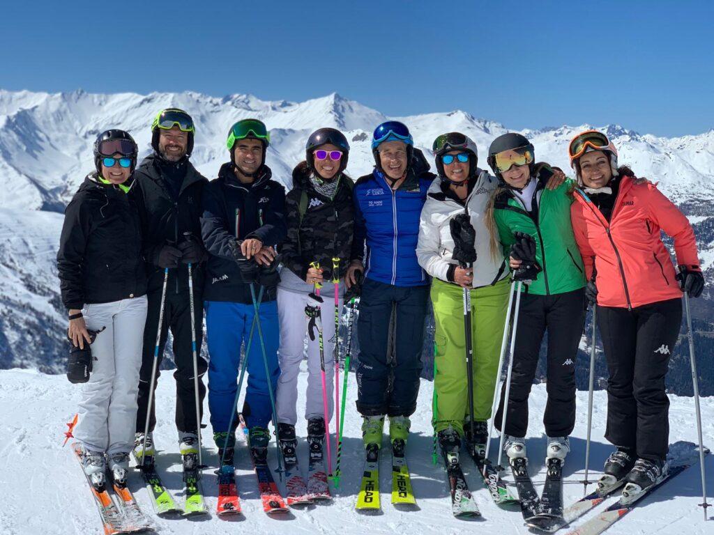 Adulti Lanci Project scuola sci