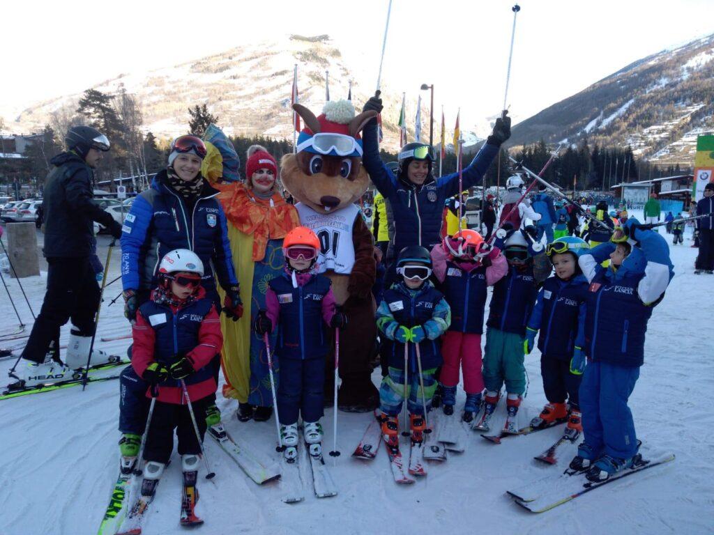 festa scuola sci baronecchia