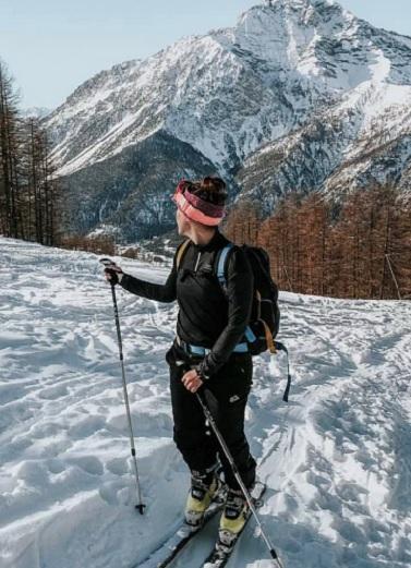 touring ski lancia project bardonecchia